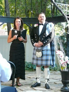 local wedding officiant